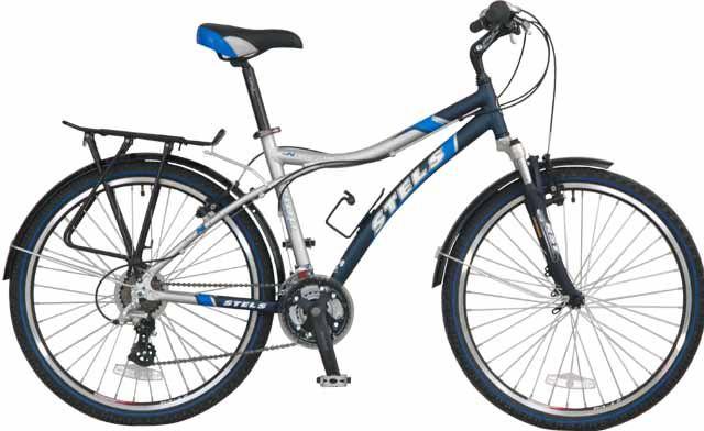 Велосипед горный Stels Navigator 800.